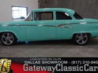 #41DFW Vehicle is located in the DFW Airport  1956 Ford