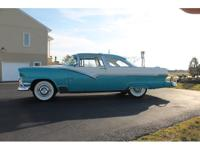 We offer for sale this concourse quality 1956 Ford