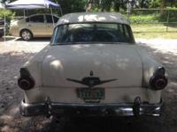 56 FordFairlane 2 door 3 speed transmission it has it