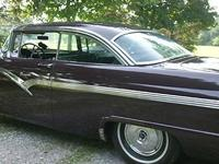 1956 Ford Fairlane with 89,494 Miles. It has a Y8