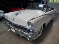 1956 Ford Fairlane Sunliner Convertible factory ordered