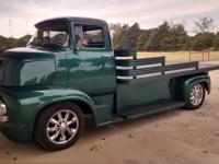 1956 Ford COE Truck. 12 valve 6BT Cummins with