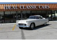 1956 Ford T-Bird. Hurry as this gem will not last here