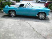 1956 Ford Thunderbird Convertible for Sale. 312 Cu In,