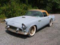 1956 Ford Thunderbird Convertible Nice Project for