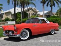 1956 FORD THUNDERBIRD 2-DOOR HARDTOP