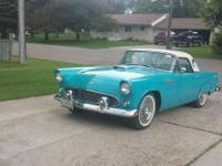 1956 Ford Thunderbird Roadster For Sale in Portland,
