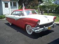 Condition: Used Exterior color: Red & White Interior