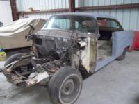 1956 Victoria parts cars What is in pictures is