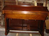 I inherited a 1956 Hammond C-3 organ from my