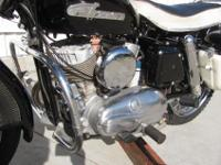 1956 Harley-Davidson KHK has been undercover in a