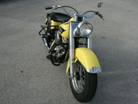 This is an AMCA quality motorcycle. Having all the
