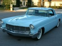 1956 Continental Mark II. A beautiful car believe to