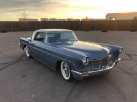 1956 Lincoln Mark Series Mark II Blue Metallic.  Up for