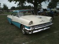1956 mercury medalist 312 auto p/s cold a/c good paint