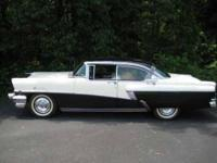 1956 Mercury Montclair Phaeton in Excellent Condition 4