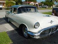 56' Oldsmobile Delta 88 with 324 ci v8 with 31,293