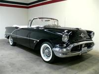 This Stunning, Rare 1956 Oldsmobile 88 Rocket