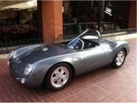 Looking for a like new 550 Spyder replica with lots of