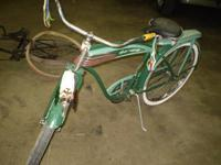 VERY NICE ORIGINAL PAINT ROCKET BIKE.   PICTURES TELL
