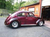 1956 Volkswagon Bug Turbo (VA) - $50,000 TOTAL