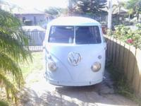 1956 classic -Kombi Bus Runs - Rebuilt engine We have