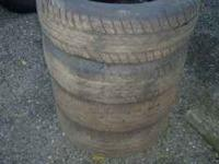 FOUR 19565R15 A/S TIRES TWO--KELLY CHARGER GT TIRES AND