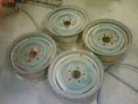 1956 CHEV RIMS $200 DON  Location: SOUTH HOUSTON TEXAS