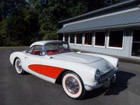 For sale is this very nice 1956 Corvette. This is a
