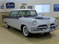 1956 Dodge Coronet Lancer 2-door hardtop. This vehicle