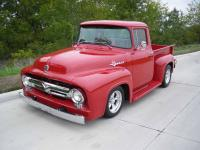 This Ford F100 Has New Components installed:      5.0