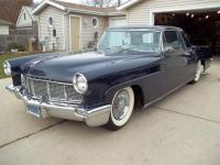 Very rare 1956 Lincoln Continental Mark II with the