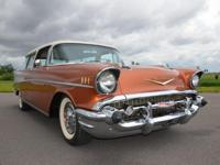 1957 Chevrolet Nomad  Production: 6,103  Only 14,000