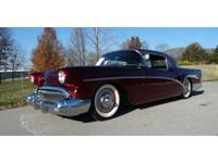 Options and features on this 1957 Buick Century for