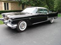 1957 Cadillac Eldorado Brougham. Only 400 of these