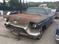 1957 Cadillac 60 Special Fleetwood very rare and hard