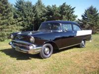 1957 Chevrolet 150, Runs and drives like new, AM/FM