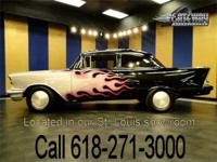 1957 Chevrolet 150 2-Door Sedan for sale! This true