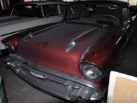 1957 Chevrolet 210 2 door sedan street rod, 235 6