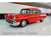 This 1957 Chevrolet 210 (Stock # F1091) is available in