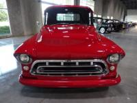 1957 Chevrolet 3100 Truck. This beautiful truck runs