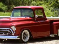 1957 Chevrolet 3100 Pickups Big Block. Now everything