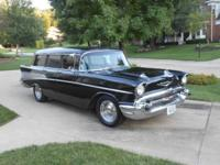 1957 Chevrolet Station Wagon ..One Beautiful Wagon