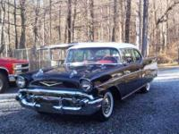 Excellent Classic Bel Air Original with low miles and a