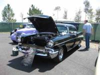 1957 Chevrolet Bel Air This American classic currently