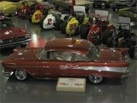 "1957 CHEVROLET BELAIR TWO DOOR HARDTOP ""RICOCHET"", 461"