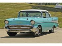 Heres your chance to get your hands on a 57 Chevy Bel
