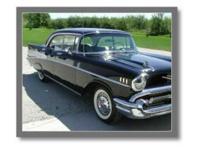 For sale is a 1956 4 Door Chevrolet Bel Air - PROJECT