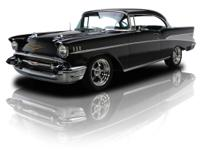 The Chevrolet Bel Air is one of the most recognized and