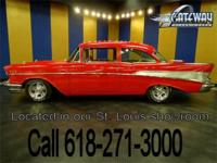 1957 Chevrolet Bel Air Sedan for sale! This is a